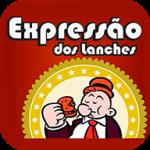 Expressão dos Lanches de São João de Meriti - aplicativo e site de delivery criado pela cliente fiel