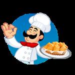 Joao do Pastel de Camaçari - aplicativo e site de delivery criado pela cliente fiel