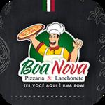 Boa Nova Pizzaria e Lanchonete de Mamanguape - aplicativo e site de delivery criado pela cliente fiel