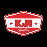 K & N Lanches - Garibaldi de Garibaldi - aplicativo e site de delivery criado pela cliente fiel