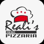 REALIS PIZZARIA de Criciúma - aplicativo e site de delivery criado pela cliente fiel