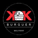 K&K Burguer Delivery  de São José dos Campos - aplicativo e site de delivery criado pela cliente fiel