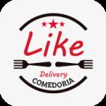 Like Comedoria & Açai de Betim - aplicativo e site de delivery criado pela cliente fiel