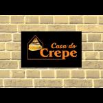 CASA DO CREPE  de Brasília - aplicativo e site de delivery criado pela cliente fiel