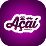 Sr Açaí de Santa Rita de Cássia - aplicativo e site de delivery criado pela cliente fiel