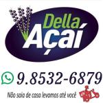 Della Açaí Delivery de Fortaleza - aplicativo e site de delivery criado pela cliente fiel