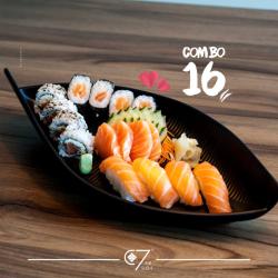 Combo 16 C7 Sushi