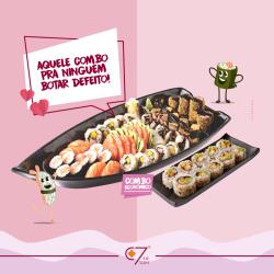 Combo 65 C7 Sushi