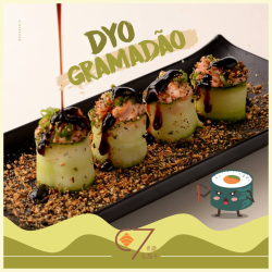 Dyo Gramadão C7 Sushi