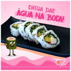 Uramaki Califórnia C7 Sushi