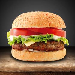 Barbas ao Molho Barbas Burger