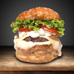 Barbas Vikings Barbas Burger