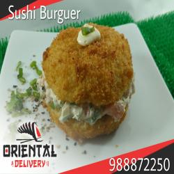 Sushi Burguer   Oriental Delivery