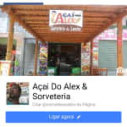 acaidoalexsorveteriaelanches site web app