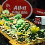 Aimi Sushi Bar web app COMBO LOW CARB 70 UNID.