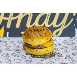Andys Fine Burgers web app San Diego