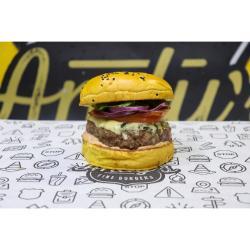 Andys Fine Burgers web app Oklahoma