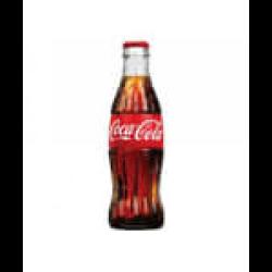 Coca Cola KS 290 ml Arabe e Pizza