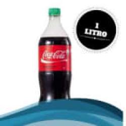 Coca Cola  1L Arabe e Pizza