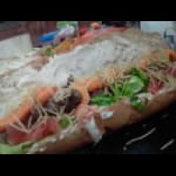 K churrasco coraçao com bacon Assados e Cia