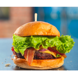 Atlantis Burguer web app Atlantis Salada Bacon