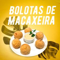 Bar Original web app BOLITAS DE MACAXEIRA