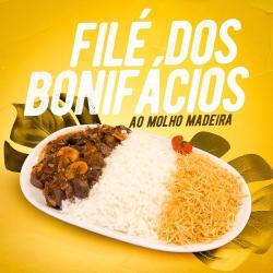 Bar Original web app FILÉ DOS BONIFÁCIO - AO MOLHO MADEIRA