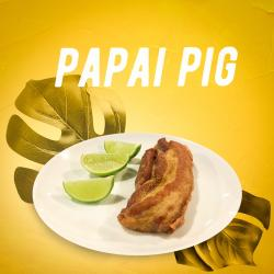 Bar Original web app PAPAI PIG