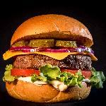 BILLY BURGER Delivery web app Salad Burger