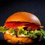 BILLY BURGER Delivery web app Pepperoni Burger
