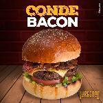 2 Graf Bacon - Economize R$ 6,00 Burggraf