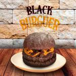 Combo Black Burguer Burggraf