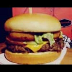 Special salad + fritas + guarana 200ml Burgolândia Burgers