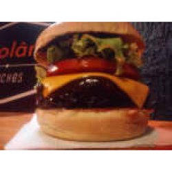 Bbq salad Burgolândia Burgers