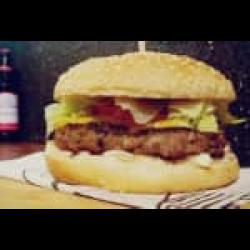 Picanha prime + fritas + guarana 200ml Burgolândia Burgers