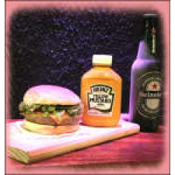 Cheese salada vegetariano Burgolândia Burgers