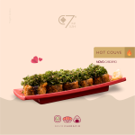 Hot Couve  C7 Sushi