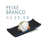 Sashimi Peixe branco C7 Sushi