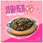 Shimeji Flambado  C7 Sushi