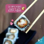 Uramaki Camarão C7 Sushi
