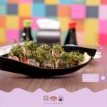 Uramaki Floresta  C7 Sushi