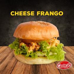 CARLOS JR LANCHES web app CHEESE FRANGO