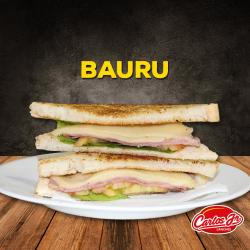 CARLOS JR LANCHES web app BAURU