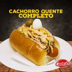 CARLOS JR LANCHES web app COMPLETO