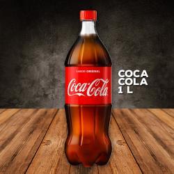 CARLOS JR LANCHES web app COCA COLA1L