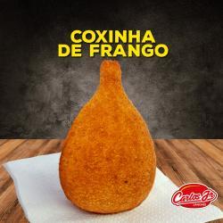 CARLOS JR LANCHES web app COXINHA DE FRANGO