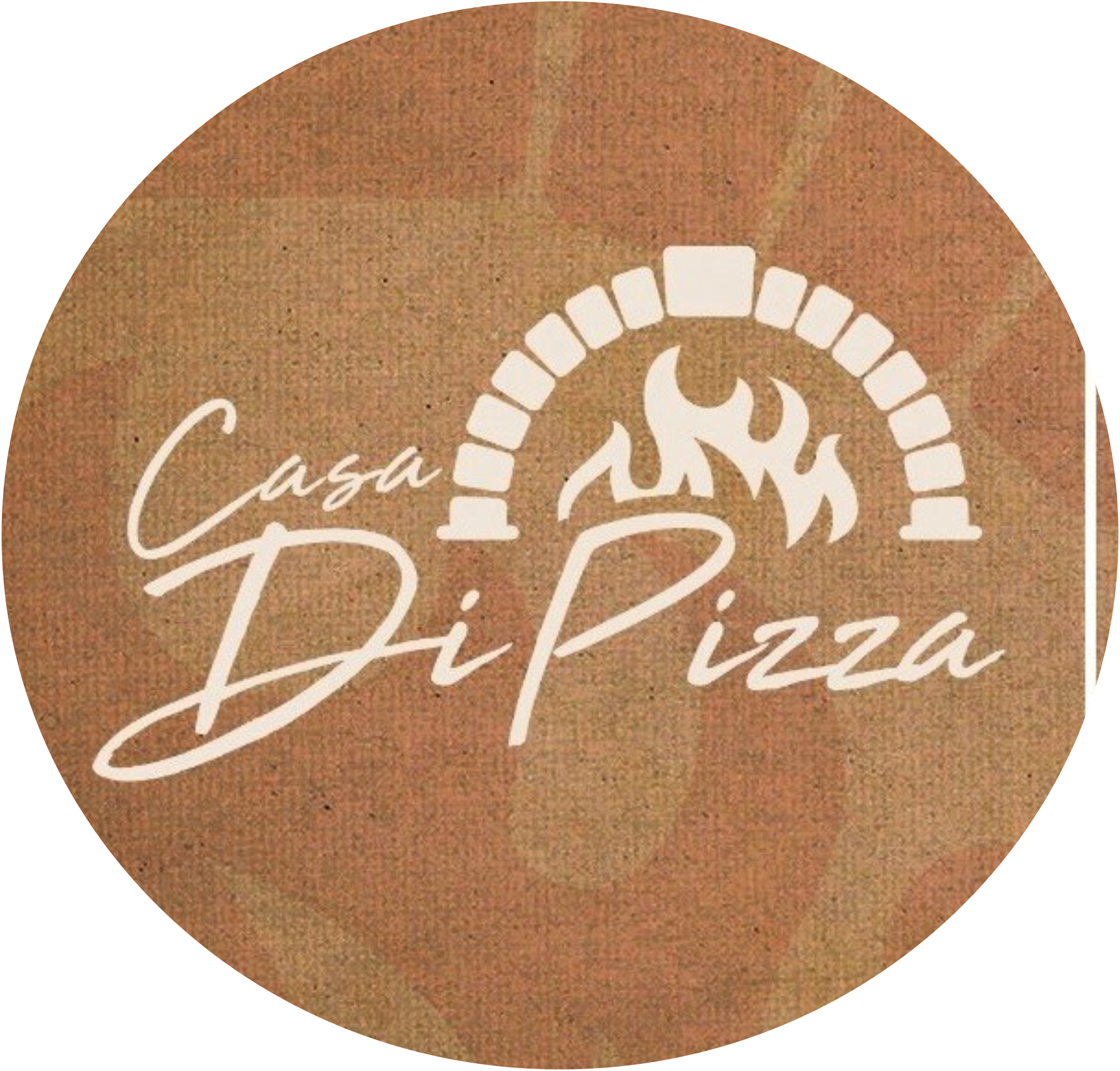 Casa di Pizza site web app