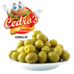 Cedro's Lanches  web app AZEITONA