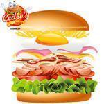 Cedro's Lanches  web app CALABRESA TUDO