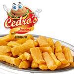 Cedro's Lanches  web app MANDIOCA FRITA